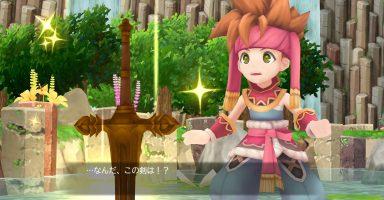 「聖剣伝説2」リメイク PC/PS4/PS Vitaで2018年2月15日に発売