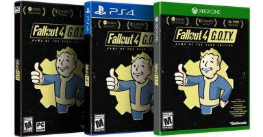 197244 384x200 - 【Fallout】 正直、面白くなかった『Fallout4』がDLC全部込みのGOTY版を来月発売へ もちろん全機種で