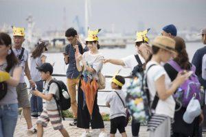 2 15 300x200 - ポケモンGO、横浜みなとみらいのイベントで200万人以上のトレーナーが集結!1億2000万匹以上ゲット
