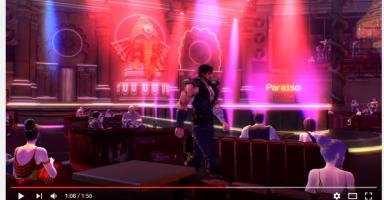 PS4用本格アクションアドベンチャーゲーム、龍が如くスタジオの新作『北斗が如く』が発表される