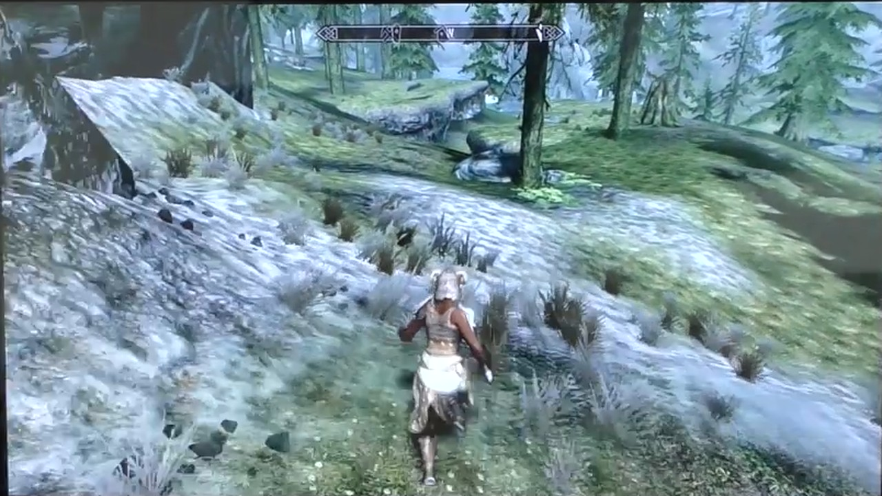 u8eiWfBDM7meP - XboxOneXとPS4proの比較映像が公開、PS4が完全に劣化ハードに