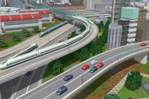 1 17 300x200 - A列車で行こうの最新作「A列車で行こうExp.」 一般車両が登場して渋滞する先進的機能搭載