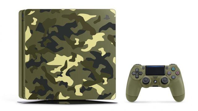 2 37 - 【画像】PS4の迷彩柄バージョンがすげーダサい かたや、箱One版はすげーセンスある