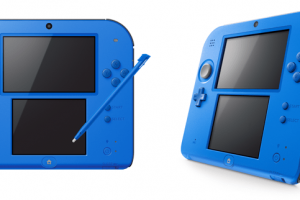 2ds blue 300x200 - 2DSという廉価版が存在する以上、SwitchもHD振動なし、ジョイコン一体型、ドックなし絶対でるよな?