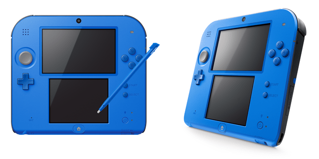 2ds blue - 2DSという廉価版が存在する以上、SwitchもHD振動なし、ジョイコン一体型、ドックなし絶対でるよな?