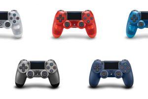 5 6 300x200 - PS4コントローラーに新色「スケルトン」が登場。「クリスタル」「レッドクリスタル」「ブルークリスタル」など全5種。価格は各5,800円