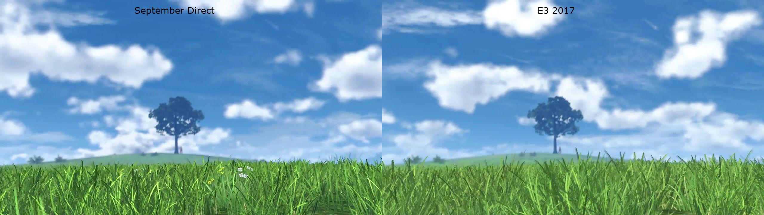 DBx4s6fDGGUe3 - 【朗報】ゼノブレイド2の草が3ヶ月前から増えまくり
