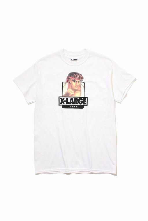 FWZEawFyjQuaQ - 「ストリートファイター2」の12キャラそれぞれがプリントされたカッコイイTシャツが発売。価格は各5,500円