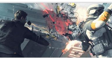【悲報】XboxOneX版のQuantumBreak 偽4KなうえFPSが低下