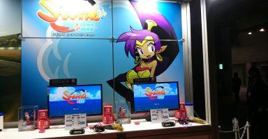 【速報】シャンティ:ハーフ・ジーニー ヒーロー アルティメットエディション【Switch/PS4】