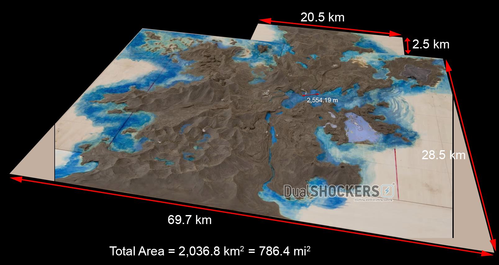 mnEzo0W9Gw3sW - ゼルダってマップの密度は洋ゲーに比べてどうなの?