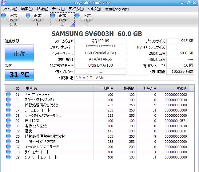 pDpWkU4UfHw4R - Q:HDDの寿命は3~4年と言われますが、HDD内蔵のPS4も3年で寿命ですか?