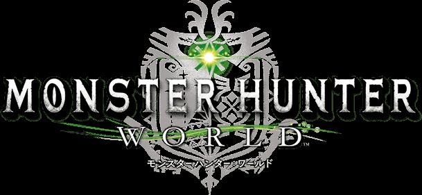 title logo - 【悲報】モンスターハンターワールド、2018年冬に延期が決定する