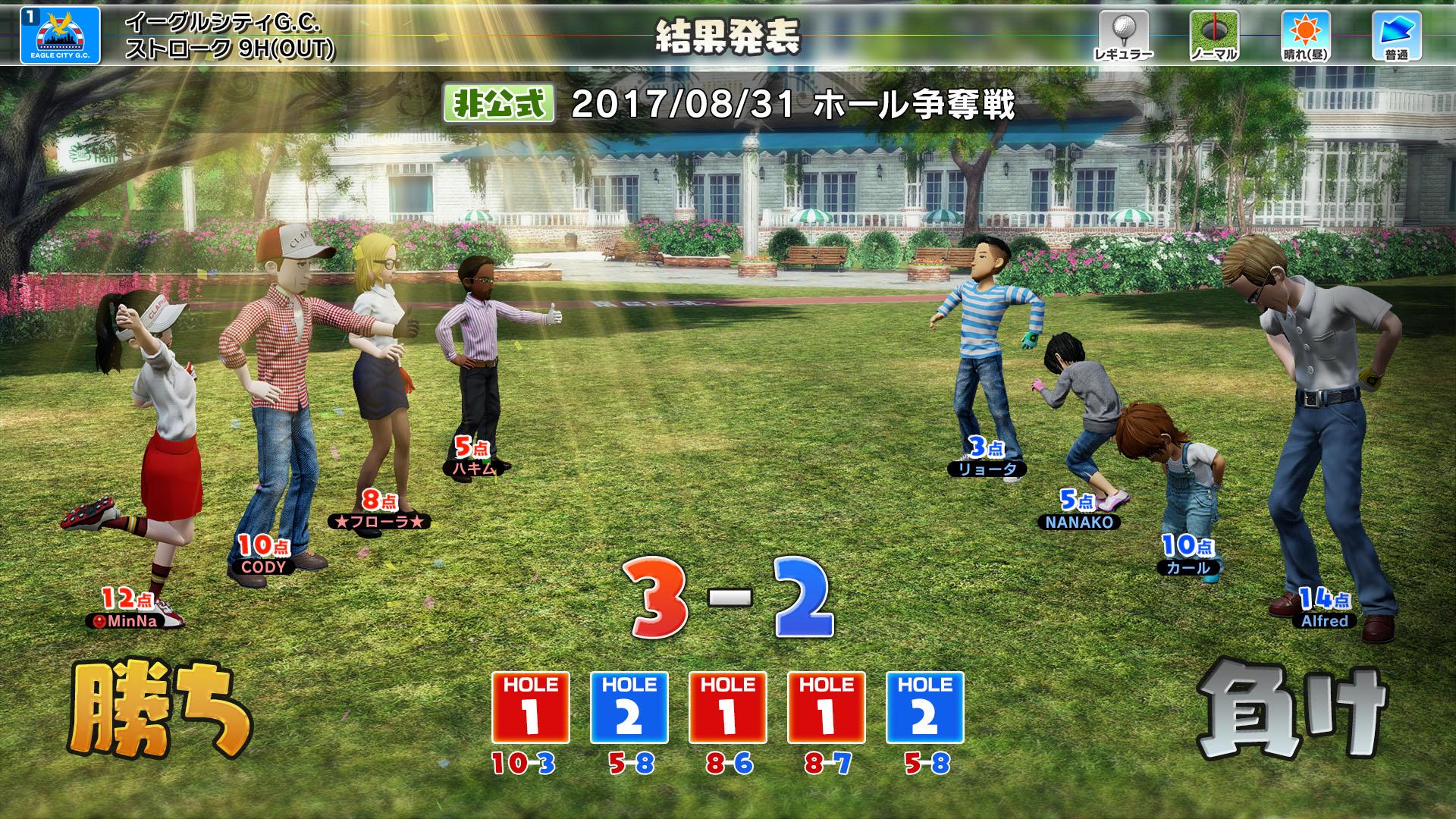 zFxiM8sG4yF4w - PS4『New みんなのGOLF』が海外で大好評 キャラクターを日本人にしか受けない気持ち悪い造形から脱却できた事も勝因とのこと