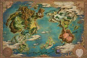ea4427d6 300x200 - 【画像】 ドラクエおじさん達がワクワクしそうなワールドマップがこちら