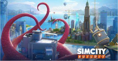 人気ゲーム「シムシティ」に史上初の対戦モードが追加。町を作りながら軍事力を高めて他の人の町を攻撃