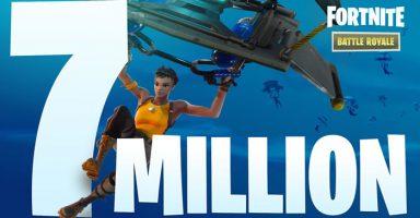jDVr1stG9e7HK 384x200 - 真のPUBG、Fortniteプレイヤー数700万人突破!