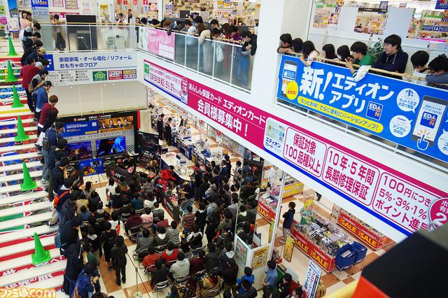 2 14 - 【ゲーム】プロゲーマーチームDETONATOR 僻地イベントにも関わらず大量の客を集め、プロアイドルチームと化す