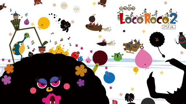 20171107 locoroco2 01 - 【PS4独占】ロコロコ2が発売決定!