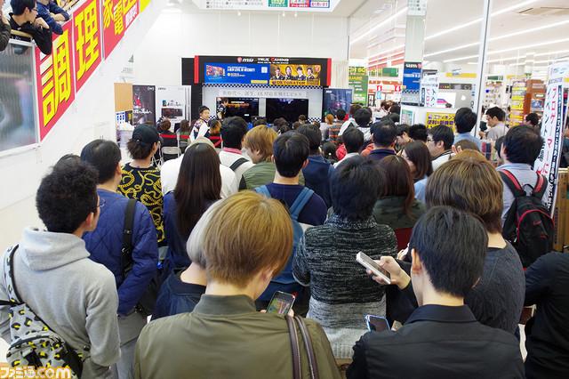 3 10 - 【ゲーム】プロゲーマーチームDETONATOR 僻地イベントにも関わらず大量の客を集め、プロアイドルチームと化す