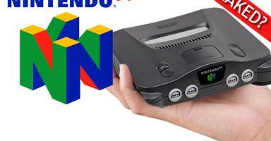 【任天堂大勝利】N64ミニが発売決定&収録ソフトが判明か