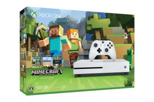 XboxOneS 500GBConsole MinecraftFavorites JAPAN FANL RGB w855 300x200 - 今ならXbox OneS が5000円引き
