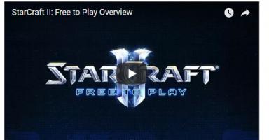 RTSゲーム「StarCraft II」が11月14日からFree to Playになることが発表される。日本人よ、これがeスポーツだ