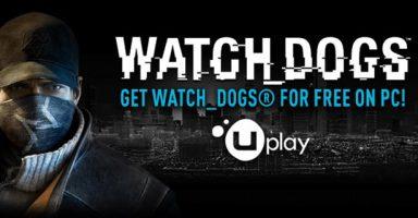 img2213 01 384x200 - 【乞食速報】Ubisoft PC版「Watch Dogs」を期間限定で無料配布(11月8日午前1時から11月14日午前1時まで)急げ!