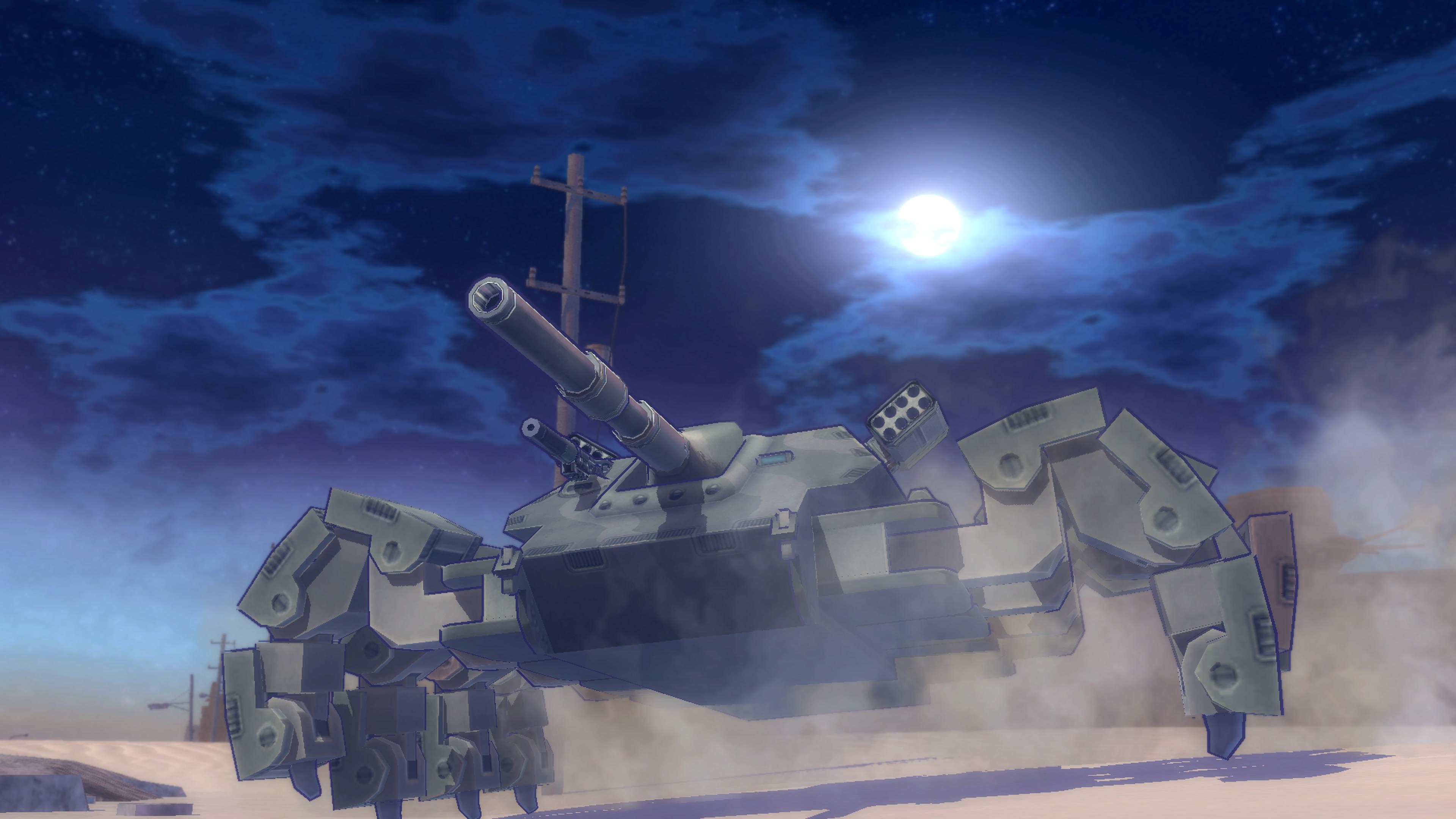 opB8O1bO3siki - 【画像】PS4「メタルマックス 最新作」をご覧ください