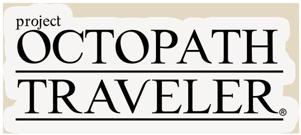 title - 「OCTOPATH TRAVELER」体験版アンケート4万5千通超