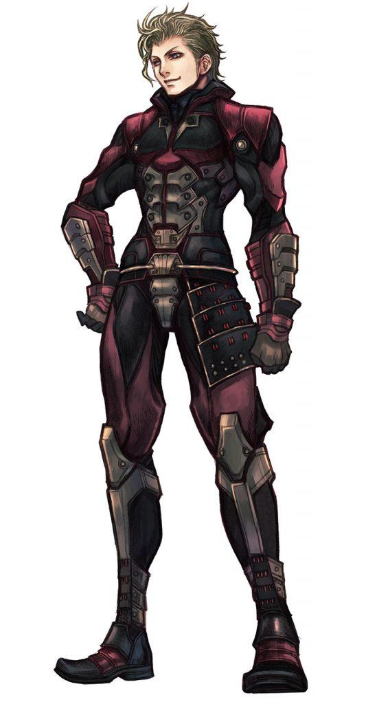 xc2 nomura char1 533x1024 - 【速報】海外からのリークで野村デザインのゼノブレイド2キャラクター二体が新たに判明!