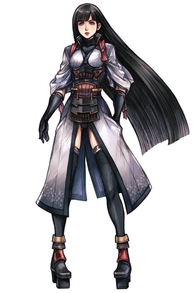 xc2 nomura char2 683x1024 - 【速報】海外からのリークで野村デザインのゼノブレイド2キャラクター二体が新たに判明!