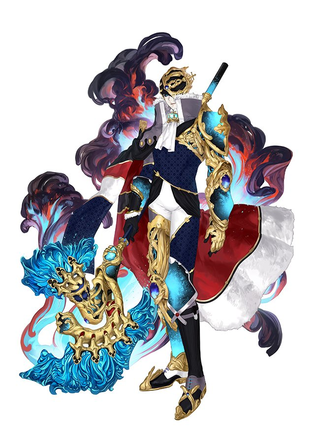 yfSwTUAwaVIGI - ニンテンドースイッチのゼノブレイド2のキャラクターデザイナー陣が超豪華な件