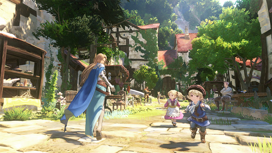 1hrrRqgBYYEPH - 【画像】PS4版グランブルーファンタジーがすげえ面白そう ドラゴン、飛行船、剣と魔法。スクエニよ、これが俺たちが望んでたFFだ