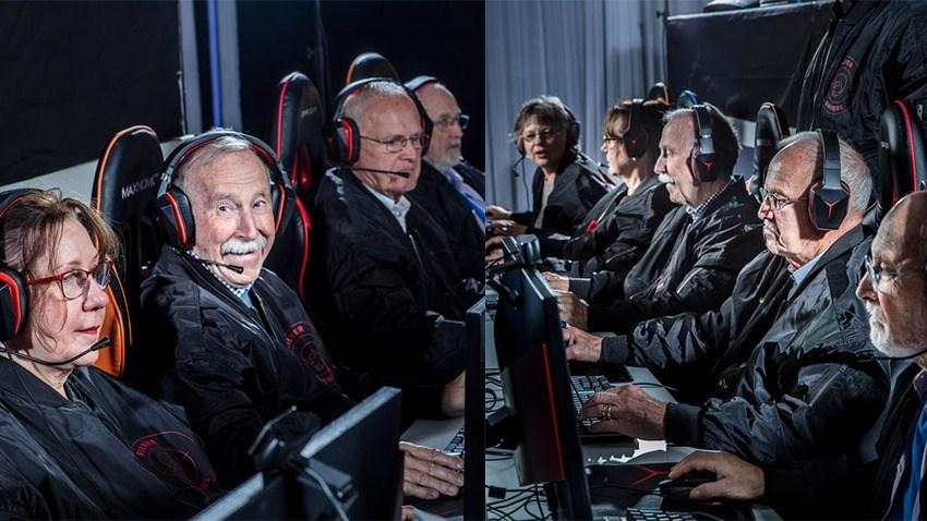 2 5 - 【FPS】平均年齢71歳のCS:GOプロゲーマー集団『SilverSnipers』が誕生。チームトップのK/D0.55は最高齢・81歳のバーティルおじいちゃん!