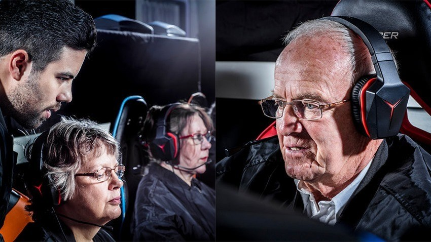 3 3 - 【FPS】平均年齢71歳のCS:GOプロゲーマー集団『SilverSnipers』が誕生。チームトップのK/D0.55は最高齢・81歳のバーティルおじいちゃん!
