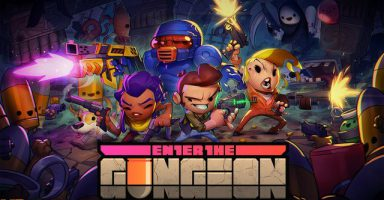 Switch版『Enter the Gungeon』、発売2週間で7万5000本を売り上げる