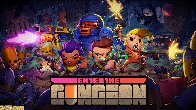 DRike3gUMAIKbMc - Switch版『Enter the Gungeon』、発売2週間で7万5000本を売り上げる