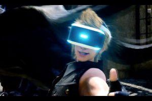 Final Fantasy XV VR E3 2016 300x200 - Sony「PSエクスペリエンスでは、まだ未発表の2つの伝説を初公開する」