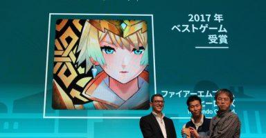 FEヒーローズがGooglePlay2017年ベストゲームに選ばれる