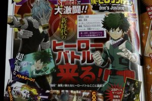 MHA Ones Justice Scan Init 11 30 17 001 600x800 300x200 - 「僕のヒーローアカデミア One's Justice」がPS4/Switchで発売!