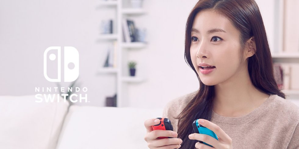 Nswitch south korea 980x490 - ニンテンドースイッチ、韓国のローンチ売上は3DS・DS・Wiiの発売1ヶ月を上回る