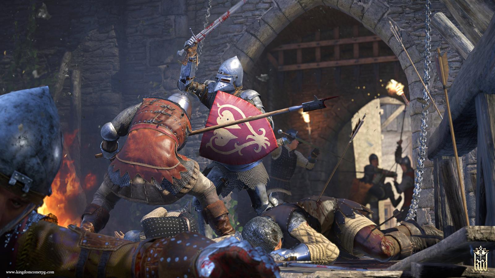 Vwfyp7Ma75s2M - 【速報】 魔法もドラゴンも登場しない、リアルな中世オープンワールドゲームが爆誕!面白そうだぞ!
