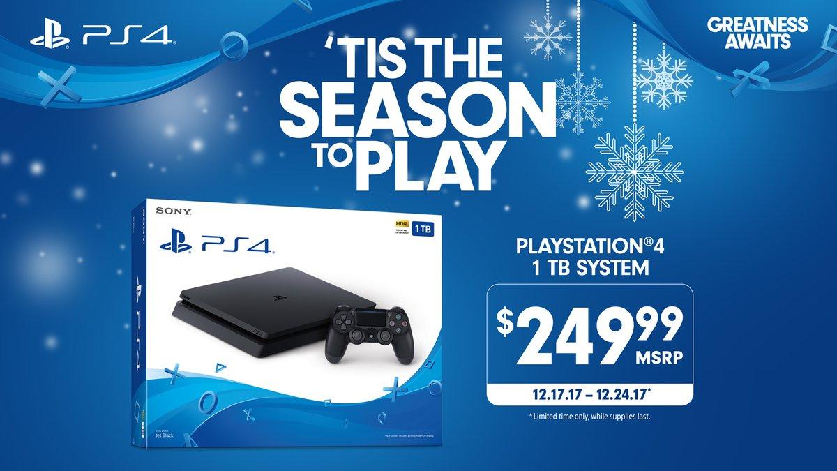 W55k1kN4WgTxf - PS4また米国で期間限定値下げ