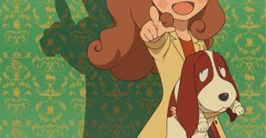 【アニメ/ゲーム】「レイトン」シリーズが春にTVアニメ化!主人公・カトリー役に花澤香菜