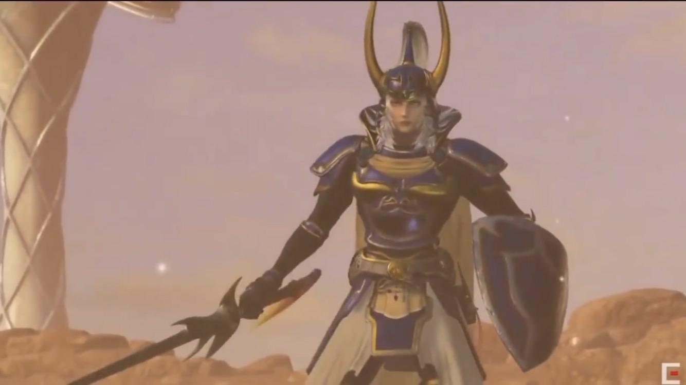 Z31EDP4GpX09W - 【悲報】ノクティス王子、歴代FF主人公たちの前に完全に浮いてしまう