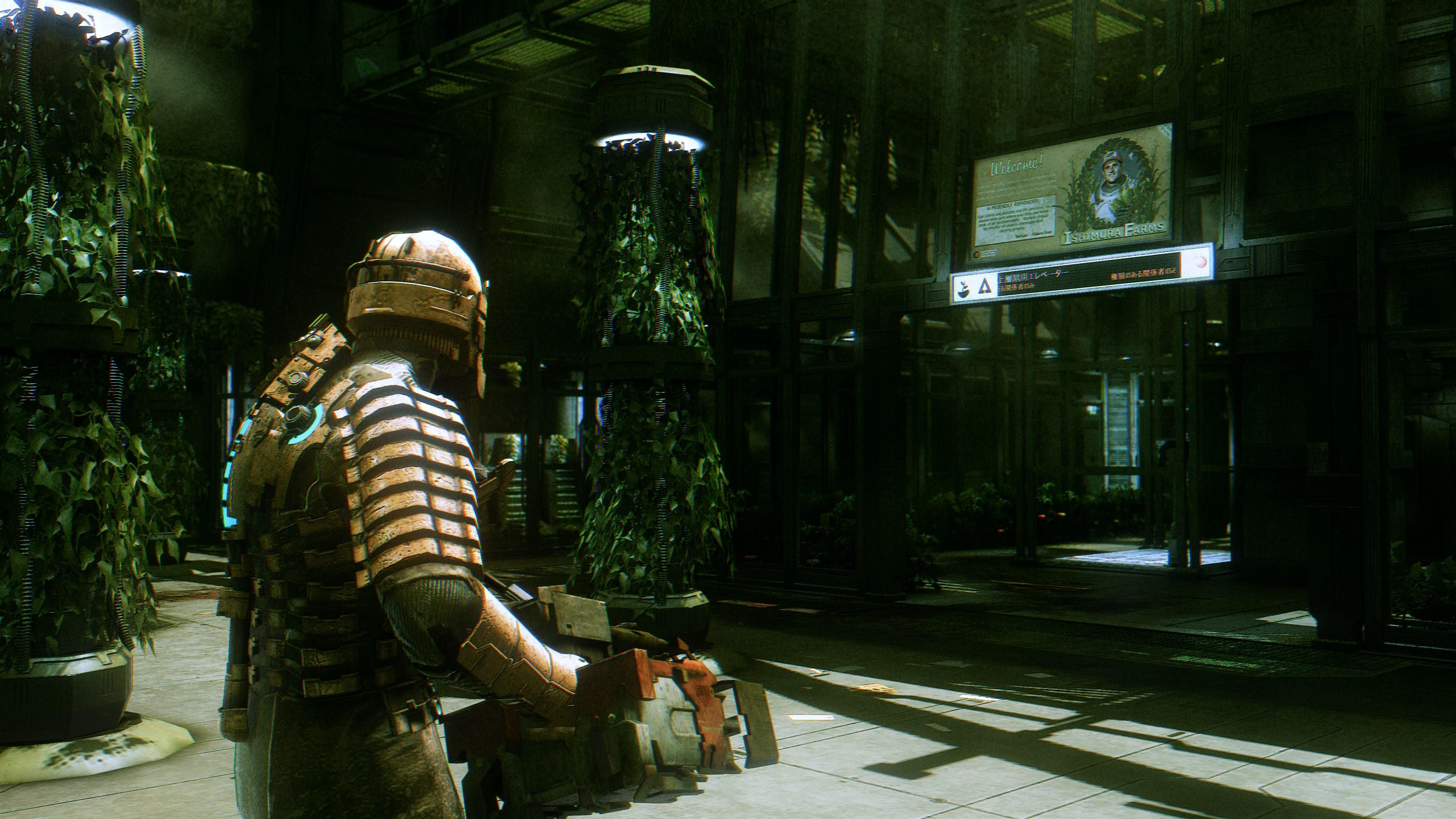 ZIEkMCXQ2NNvt - デッドスペースのスタジオ閉鎖EA「もうシングルプレイゲームは採算が取れない」