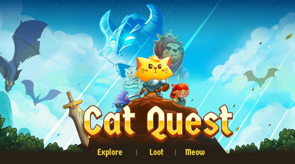 cat quest main 1 1024x568 - 【朗報】キャットクエスト、スイッチ版の売上がスチーム版やスマホ版を超えていたことが判明!