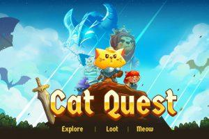 cat quest main 1 300x200 - 【朗報】キャットクエスト、スイッチ版の売上がスチーム版やスマホ版を超えていたことが判明!