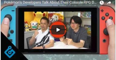 【期待】Switch向けポケモン新作RPGは今までより表現が進化【不安】